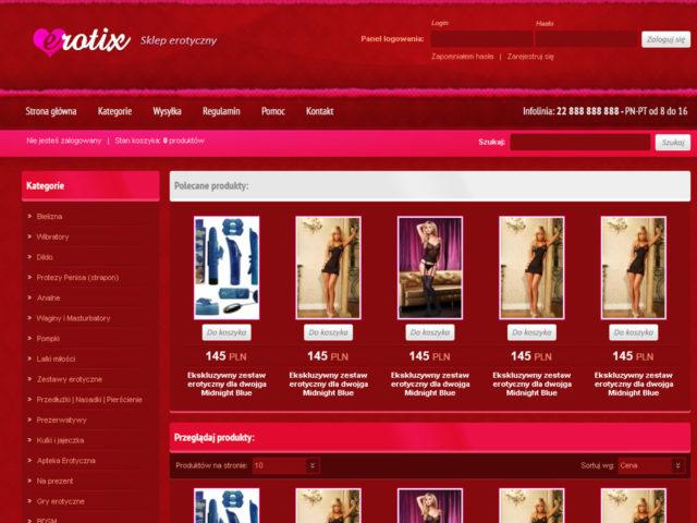 erotix sklep internetowy prestashop