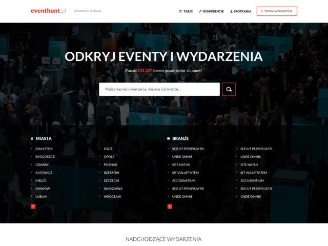 evenhunt krakow strona www