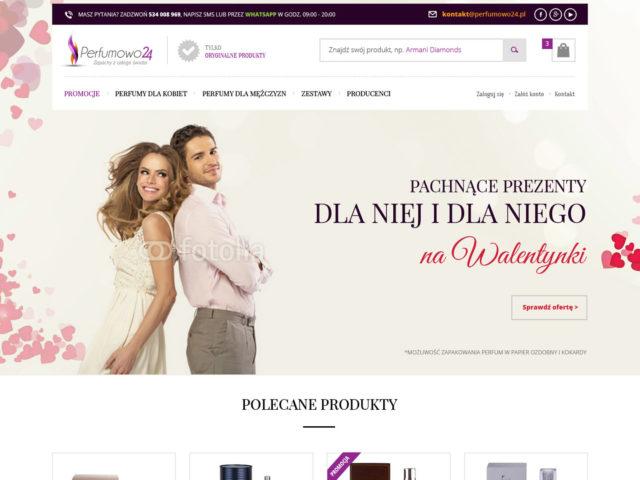 perfumowo24 walentynki sklep