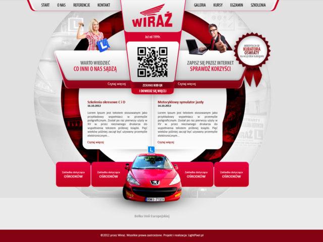 wiraz mielec strona www